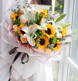 元旦送什么花最好   元旦给家人送花的讲究