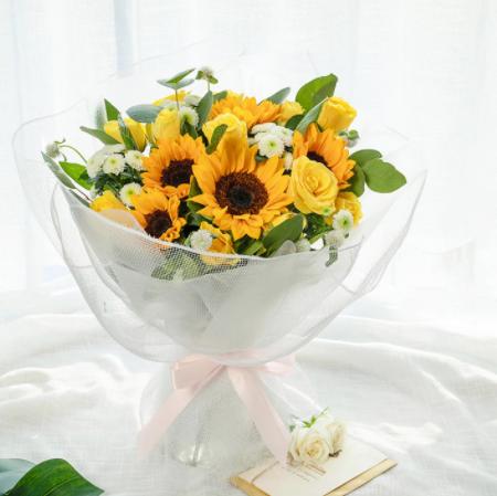 送花給高考生怎么樣 什么花適合送高考生