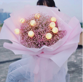 送女孩什么花寓意好一些    適合給女孩送的花