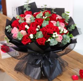 送异地妹妹哪些花    送在外地的妹妹什么花