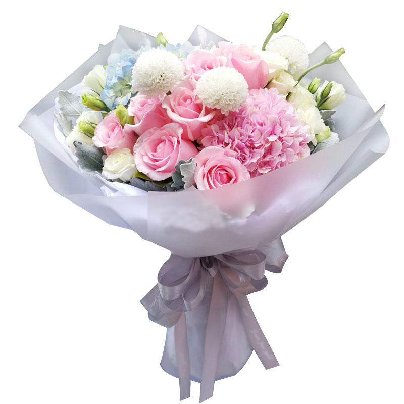 繡球花表達的含義是什么 繡球花表示什么意思