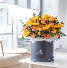 各種鮮花的花語,不同顏色寓意也不一樣