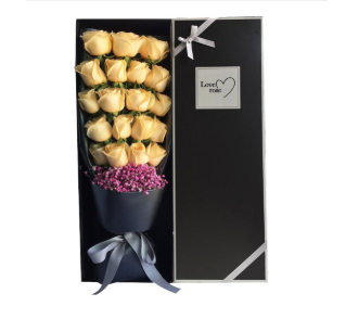 給懷孕同事送什么花    給懷孕的人送什么特別的花