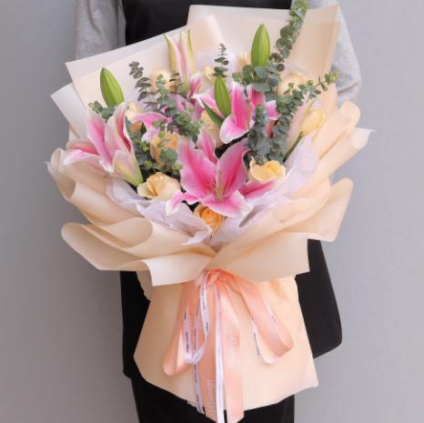 給女孩送花被拒絕,網上送花可以成功嘛?