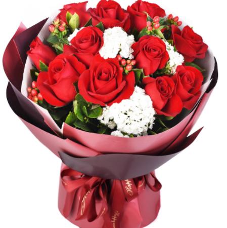節日訂花,優質鮮花網上預定大合集?