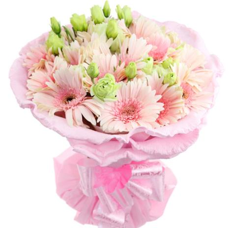 23歲女兒生日送花送什么 適合給女兒送的花