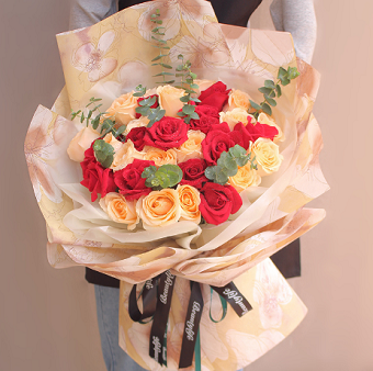 送花給女朋友的場合,女友送花好不好