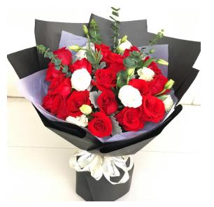 谈朋友送哪些花比较好   处对象送几朵花合适