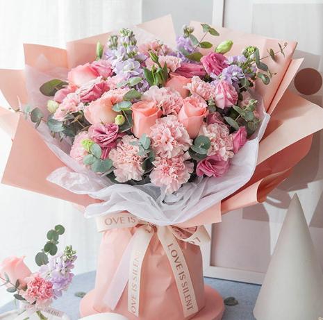 情人節送花的情話,網上訂花怎么寫情話