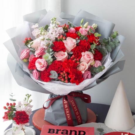 男朋友過生日可以送花嗎?有沒有什么推薦