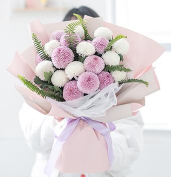 老公生日選什么花送 適合送丈夫的花