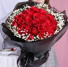男朋友生日送玫瑰花合適嗎    男生生日送什么花比較好