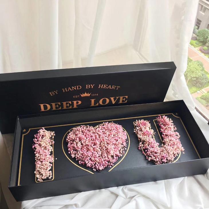 I Love you 滿天星禮盒