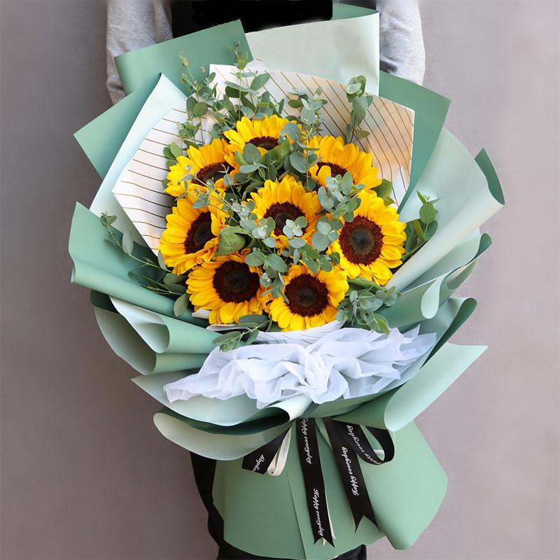 送向日葵可以讓別人開心嗎 送向日葵能讓別人快樂嗎