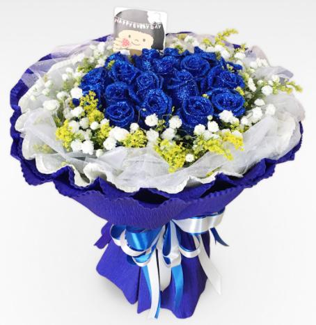 送花送一朵代表什么意思 不同花送一朵含义