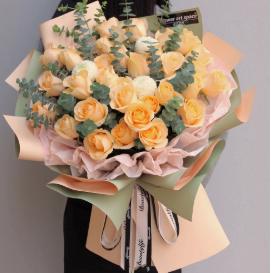 春節結婚送什么禮物   春節結婚送哪些鮮花好