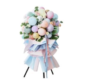 兒童節送花給女朋友,送女孩子的花什么花束最好