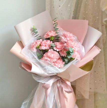 平房區怎么本地送花 平房區網上送花怎么送