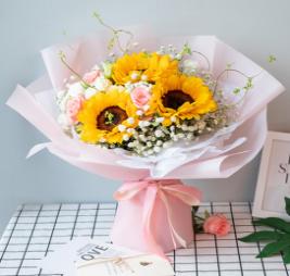 向日葵花語是什么 向日葵代表什么意義