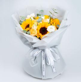 探望女病人送什么花 探望男患者什么鮮花合適