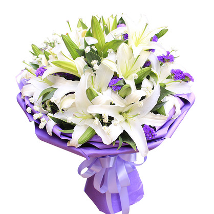 圣誕節送女友什么花好 圣誕節可以送啥花給女友