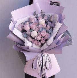 網上送花送什么顏色 給人送花常識你知道多少