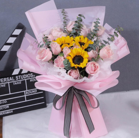 這些花送給父母,網上訂花送父母最受歡迎