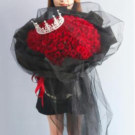 33朵玫瑰花語的寓意   玫瑰花33朵代表什么