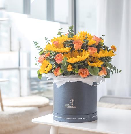銀行存多少生日送花,生日送花網上訂花可以嘛