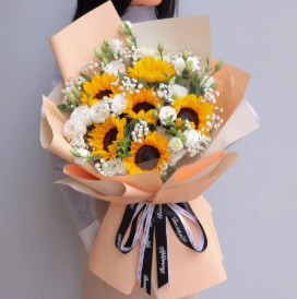 平時送女生什么花比較好     平時可以送女生哪些花