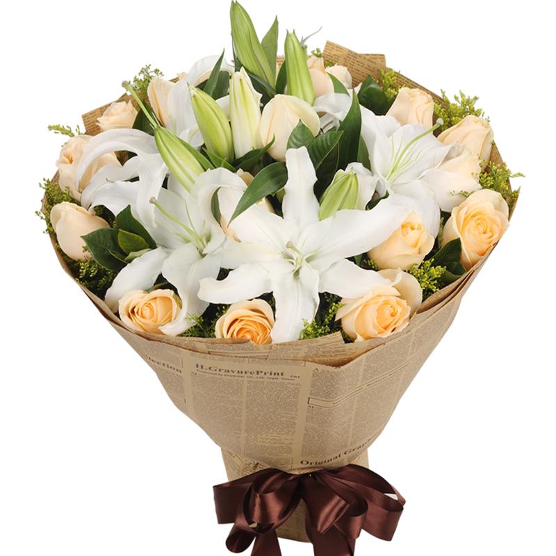 喜欢女生送什么花比较好 喜欢女生可以送哪些花