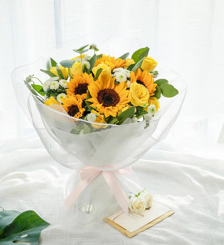 送老師應該送什么花 給老師買什么花