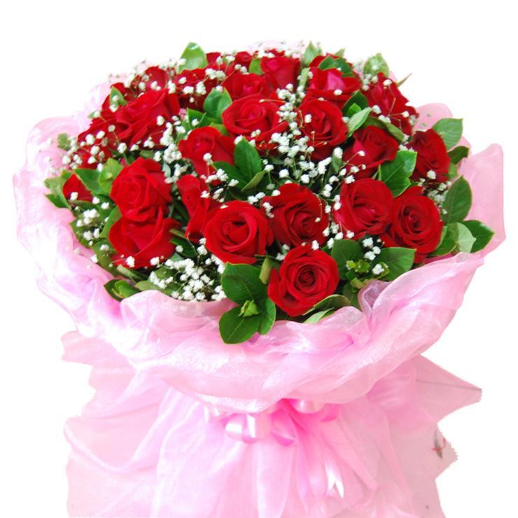 圣誕節送玫瑰花可以嗎 圣誕節送什么鮮花合適