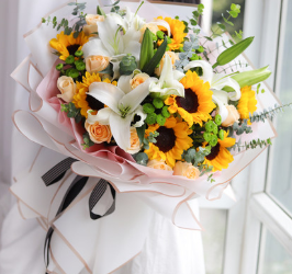 給女友第一次送花說什么 送花會讓女生尷尬嗎