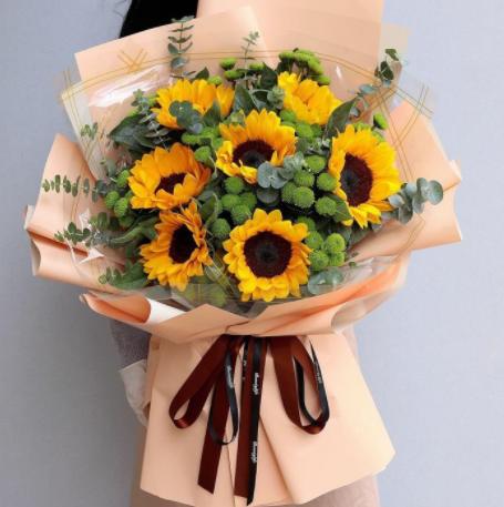 朋友生日送花,給男閨蜜送花什么更合適?