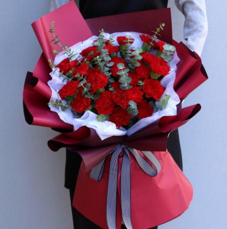 給母親送花送幾朵 不同朵數康乃馨寓意