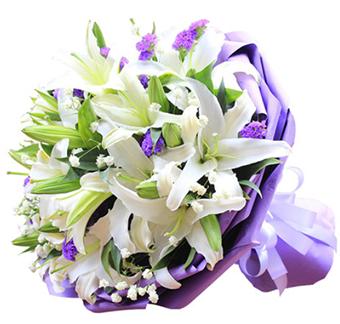 好友结婚送花选什么 适合婚礼送的花