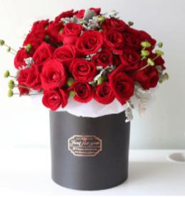 第一次送花束還是盒裝 第一次見女孩送什么鮮花