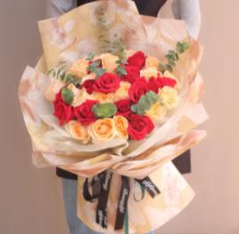 平安夜送幾朵玫瑰花    平安夜送哪幾種玫瑰好
