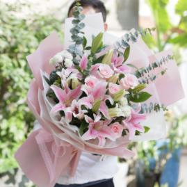 獻給父母的花,網上訂花可以看看這些