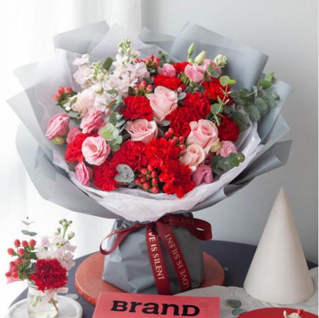 情人節送花推薦,粉色玫瑰含義是什么?