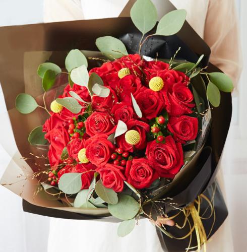 閨蜜結婚能不能送花?閨蜜送花的推薦有什么