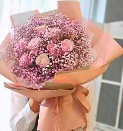 520送花送什么花合適 給女生送花的含義分別是什么
