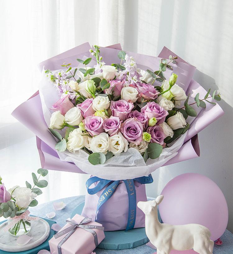 送花給朋友,男性朋友網上送花推薦
