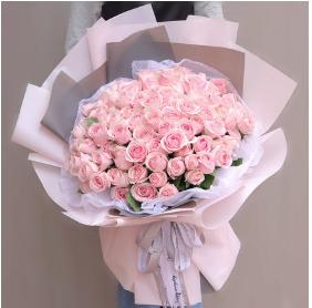 給老公情人節送什么花好   適合送老公的花