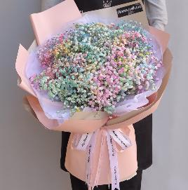 在一起一周年送哪些花   结婚一周年送什么花合适