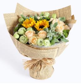 十二星座女友送花禁忌 網上送花不要送錯了