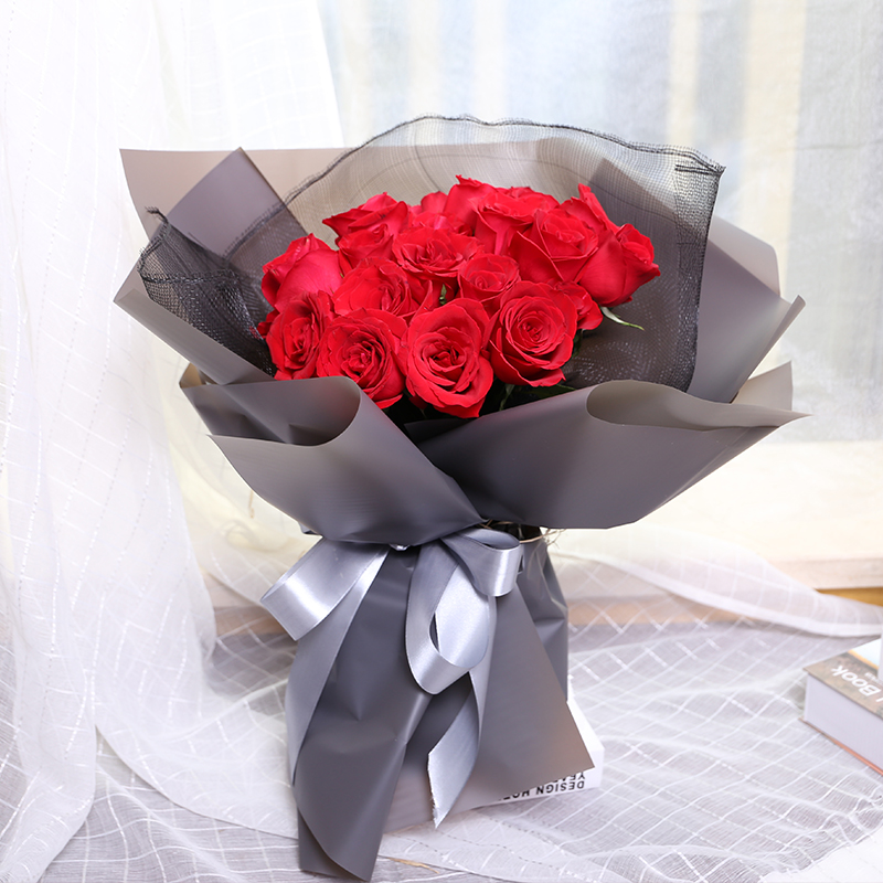 送喜欢的人送什么花 向女孩表白送什么花最好
