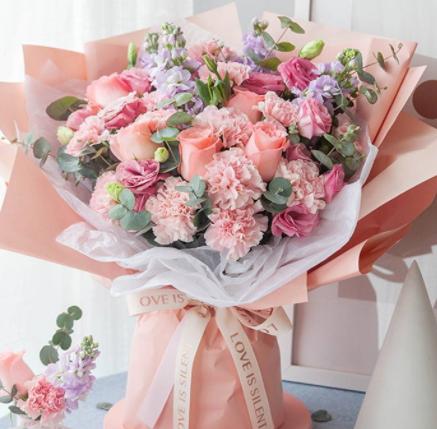 看望孕婦能送花嗎 送準媽媽什么花好