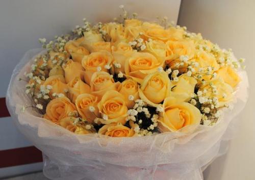 香檳玫瑰代表什么 香檳玫瑰適合送朋友嗎